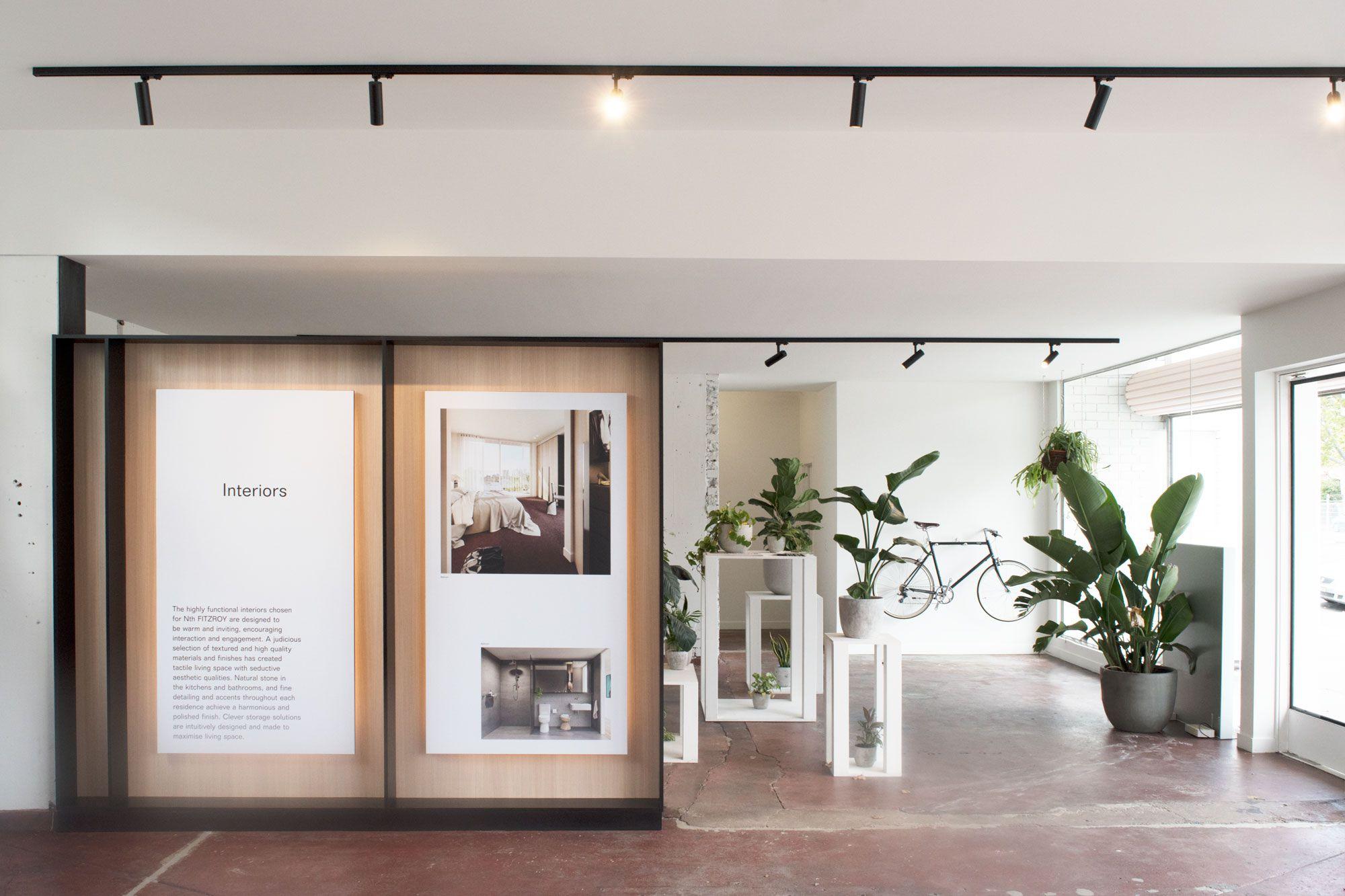 Breathable Apartments Display Suite North Fitzroy Sphera