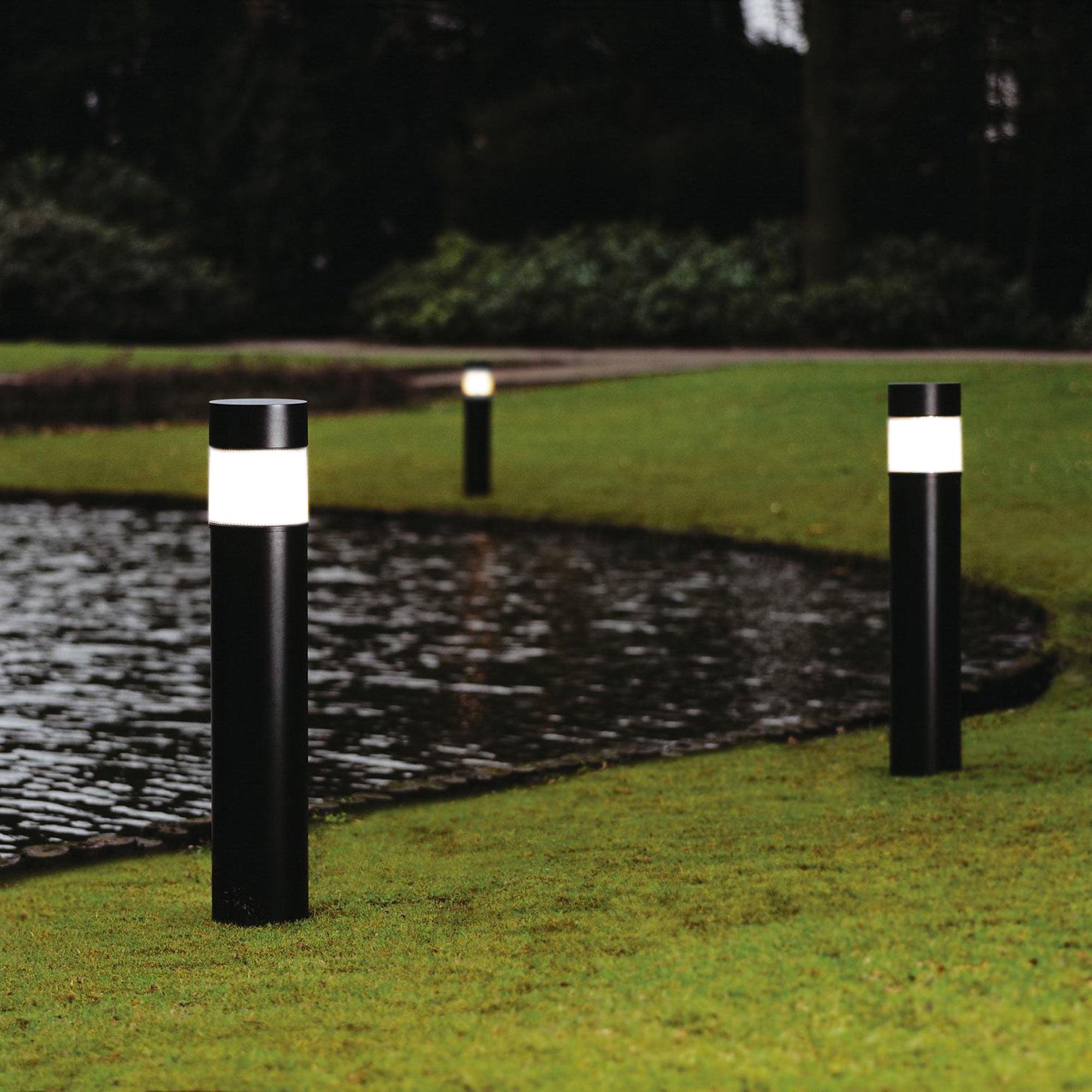 Paletto sphera for Led garden lighting systems